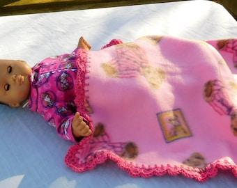 Doll Blanket