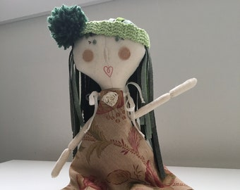 Pally Pepper Doll with clothes
