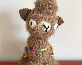 I just finished this little horse. What do you think? I knit the ... | 270x340