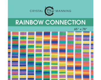 Rainbow Connection PDF Quilt Pattern