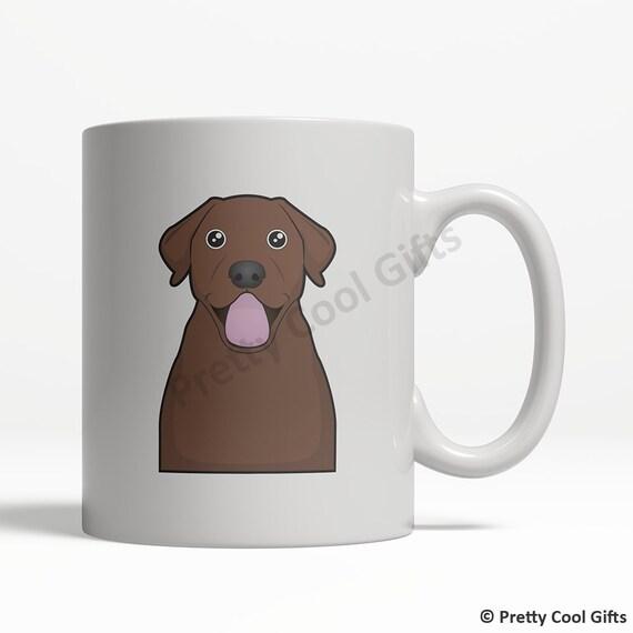 Labrador Retriever Dog Silhouettes Coffee Mug Tea Cup 11 oz black lab