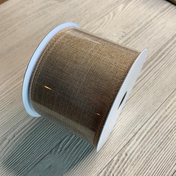 """1.5/"""" Wide Color Burlap Ribbon Wholesale ⭐️⭐️⭐️⭐️⭐️"""