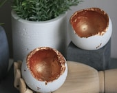 Concrete Sphere Candleholder | Concrete Planter | Display