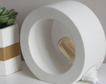 Concrete ORB Table Lamp | Concrete Light