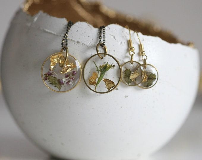Wicklow Wildplant Jewellery   Botanical Jewellery