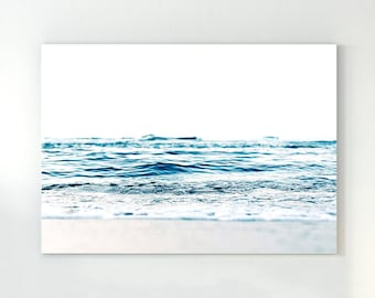 Water Print, Ocean Wall Art, Ocean Waves Print, Ocean Photography, Beach Decor, Ocean Art, Printable Art, Sea Print, Ocean Printable, Waves