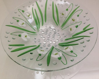 Large Snowdrop Bowl
