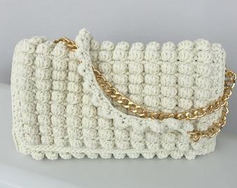 Crochet bag, Luxury bug, Crochet handbags