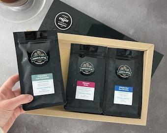 Fresh Coffee Sample Gift, Coffee Lover Gifts, Coffee Gift, Fathers Day Gifts, Gifts for coffee lovers, Perkulatte Coffee