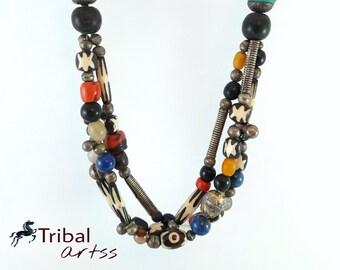 moroccan vintage necklace, moroccan necklace, vintage moroccan necklace,moroccan jewelry