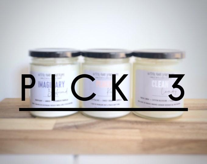 Pick Three Bundle