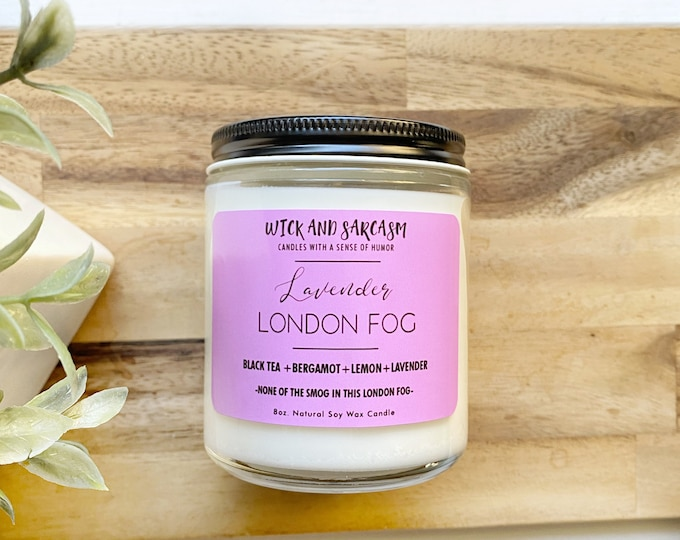 Lavender London Fog