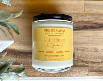 Mandarin & Spearmint
