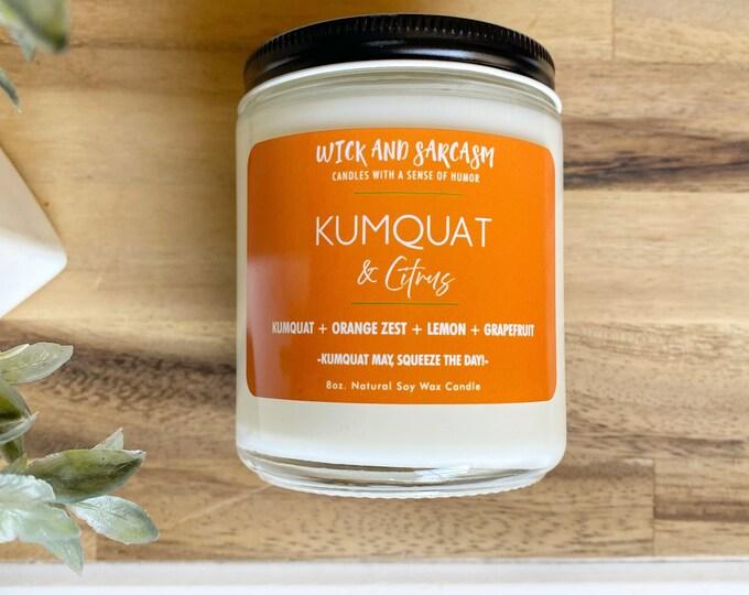 Kumquat & Citrus
