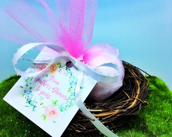Shower Favour- custom bath bomb- great for bridal shower, baby shower, birthday parties, wedding favours, corporate gifts, client thank yous