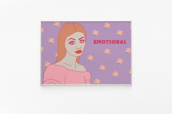 Emotional Girl