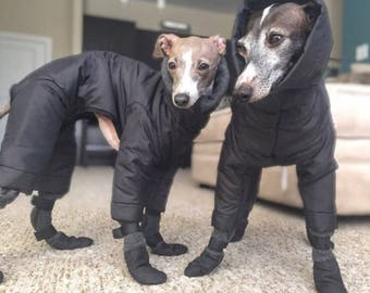 Dog Snow Booties (All Breeds)