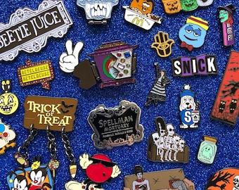 GARBAGE PINS - Pin Packs!