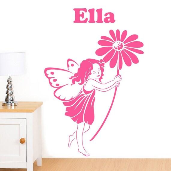 Bunch of Butterflies Wall Sticker Pretty Butterfly Art Transfer Girl Vinyl Decal