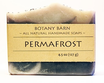 Eucalyptus Soap - Winter Soap, Palm Free Soap, Indigo Soap, Organic Soap, Natural Soap, Homemade Soap, Artisan Soap, Natural Soap