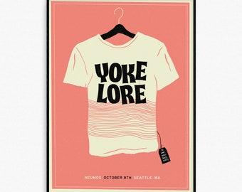 Yoke Lore Print