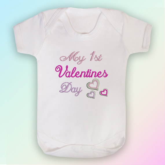 Today I/'m Nanny/'s Problem Embroidered Baby Romper Babygrow Gift Nan Nanna