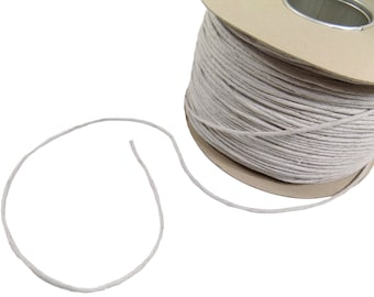 Beige 6mm Piping Cord *6 Sizes*