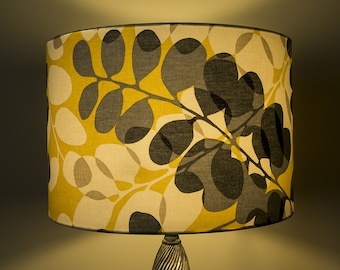 Lunaria Lampshade - Glow Worm Collection
