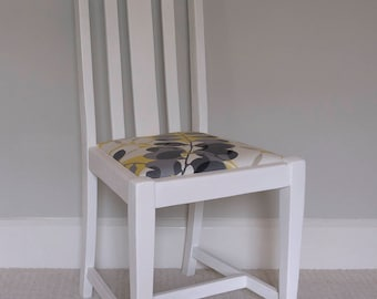 Yellow Leaf Chair - Cottontail Collection