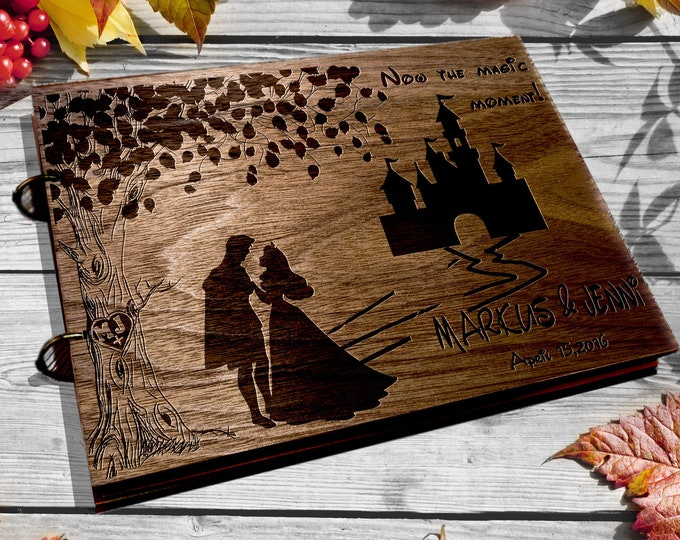 GuestBook Wood