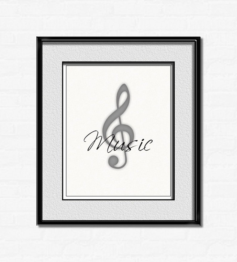graphic relating to Printable Music Notes known as New music notes printable, electronic obtain, audio notes envision, residence decor, audio poster, audio wall artwork, tunes notes picture, songs partner reward