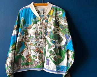 Tyvek jacket etsy xl cropfit tyvek sixflags jacket gumiabroncs Image collections