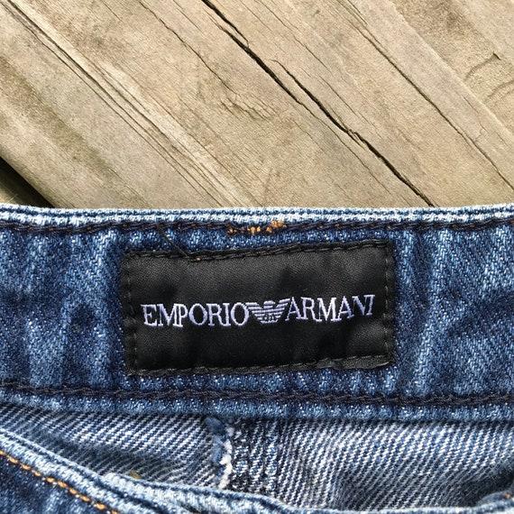 Armani Jeans embroidered vintage - image 7