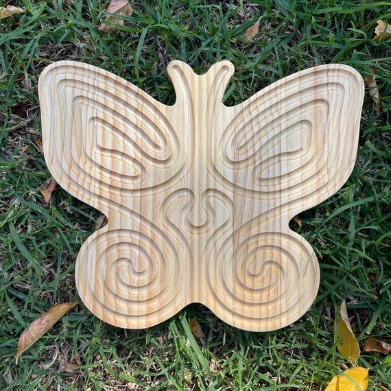 Butterfly Finger Labyrinth