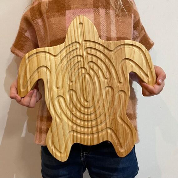 Turtle Finger Labyrinth