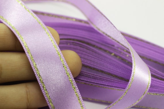 Lilac  Bias Binding Tape 16mm 1//2 Inch Double Fold Bias from 1m Meter