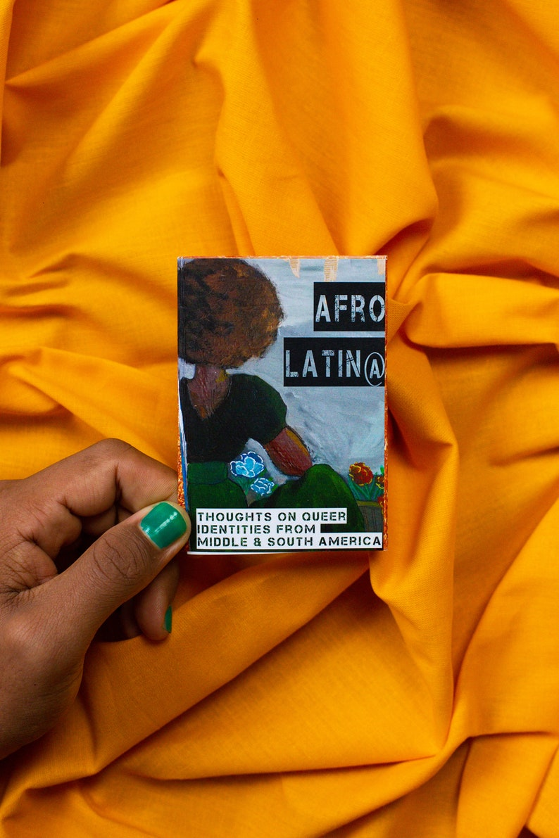 AFRO LATIN A Zine about queer Identities from middle and image 0