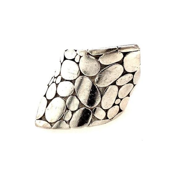 Silver John Hardy Ring