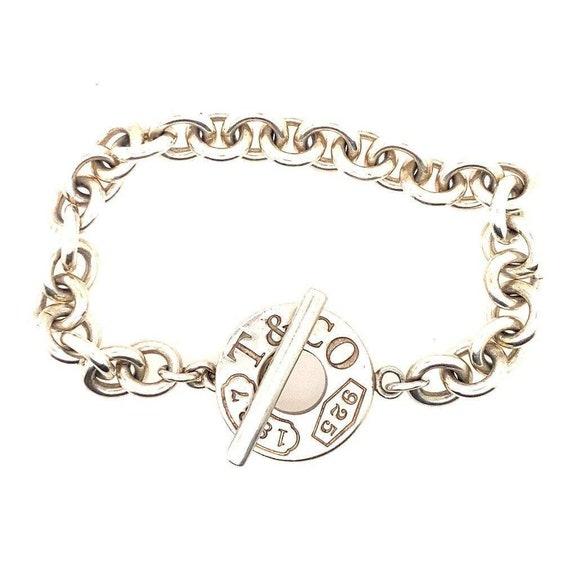 Tiffany and Co. Toggle Bracelet