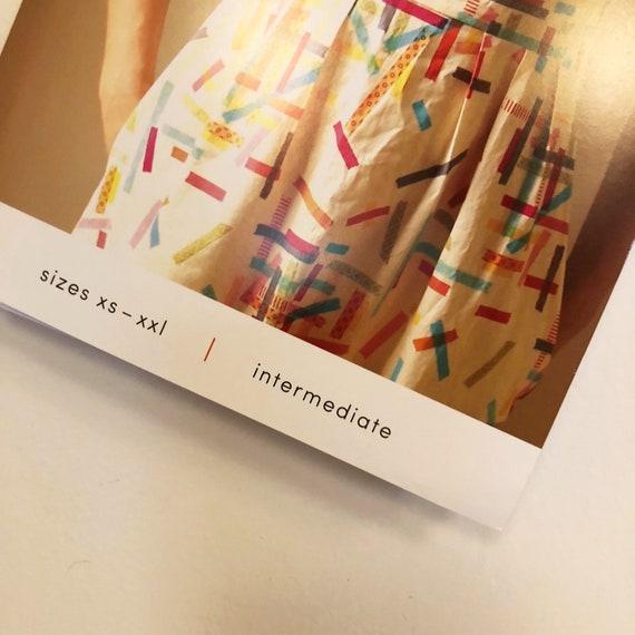 Washi Kleid Washi Muster Schnittmuster Washi Bekleidung | Etsy