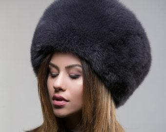 Russian real fur hat  10fb258fead4