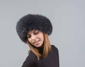 outlet boutique shop best sellers best wholesaler NUOVO Natale LUPO pelliccia Ski Winter fascia per capelli ...