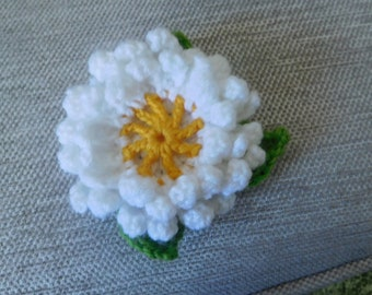 Pretty Flower Brooch