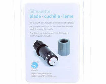 Silhouette Replacement Blade - New in Package - 1 Blade - Fits all Silhouette Cutting Machines