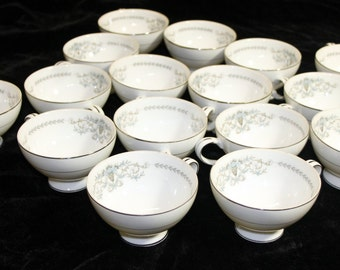 Mikasa China Tea Cups - Set of 16
