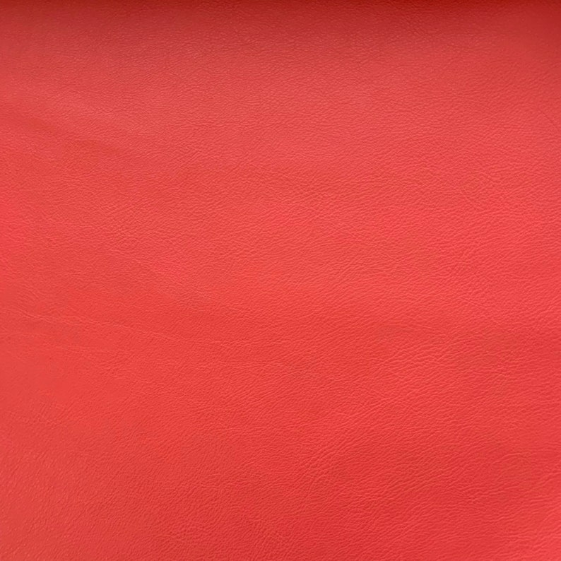 Leather for Earrings PUMPKIN ORANGE Leather Sheet 12x12 Purses Sq foot Genuine Leather Wholesale Cow Hide Upholstery Project Leather