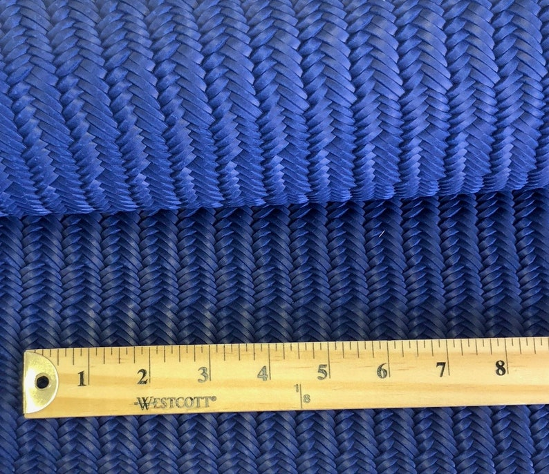 shoes Leather for Earrings Leather Fabric Purses NAVY BLUE Braided Genuine Leather 12x12 sheet Wholesale leather NEW Fishtail