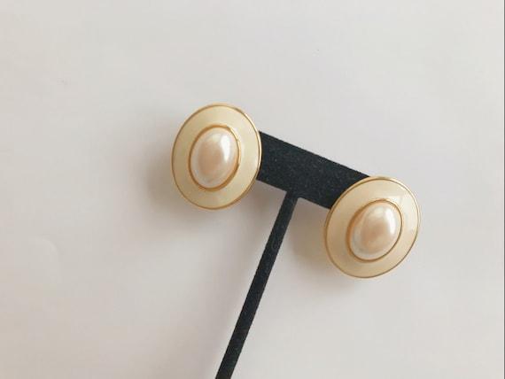 vintage earrings vintage studs statement earrings