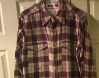 Vintage 1940s Pendleton shirt