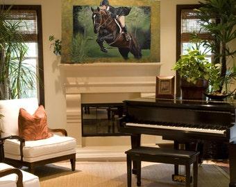 Horse Art, Equestrian Art, Horse Paintings, Equestrian Paintings